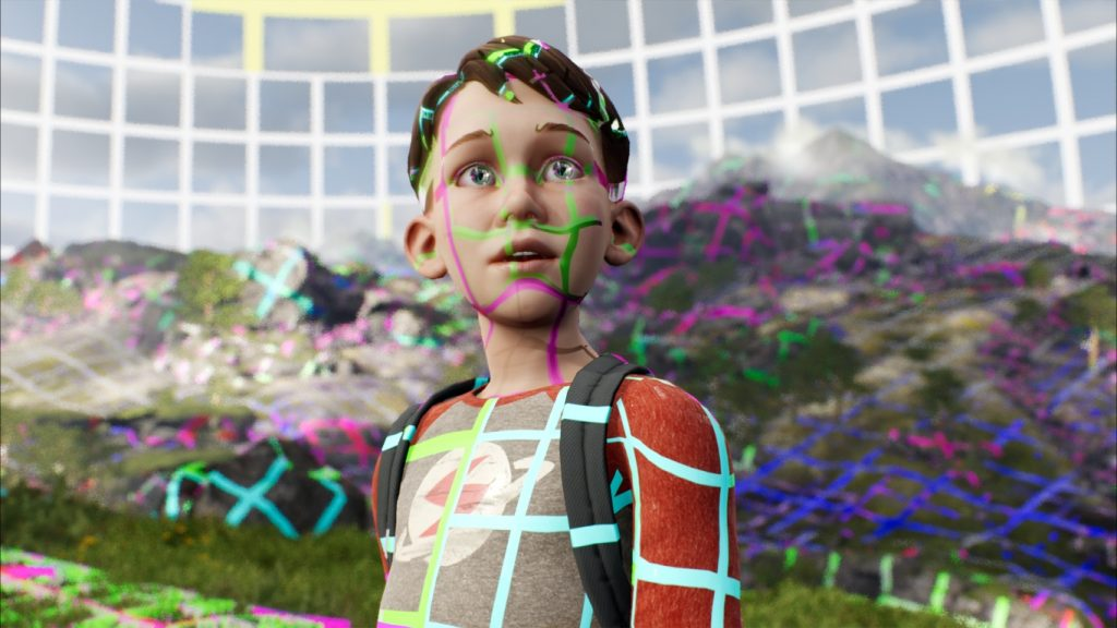 The Unreal Engine 4 tech demo A Boy and His Kite also featured Granite.