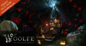 Woolfe Halloween