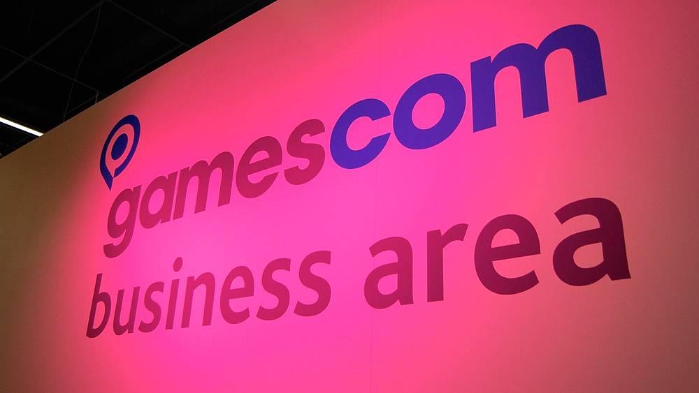 gamescom business area