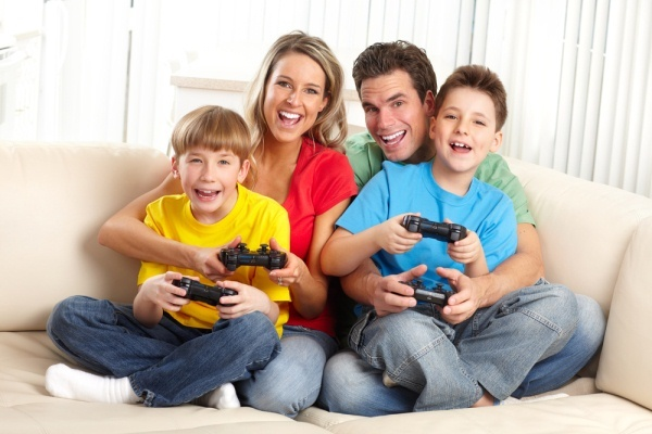 the positive effects pf playing video This is the kind of research every kid trying to convince his parents to let him play video games dreams about: time spent playing video games may have positive effects on young children.