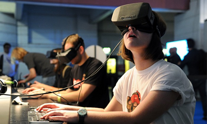 Virtual reality should be embraced by developers as a viable new market.